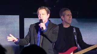 161105 Johnny Hates Jazz - Don't say it's love (Fancam)