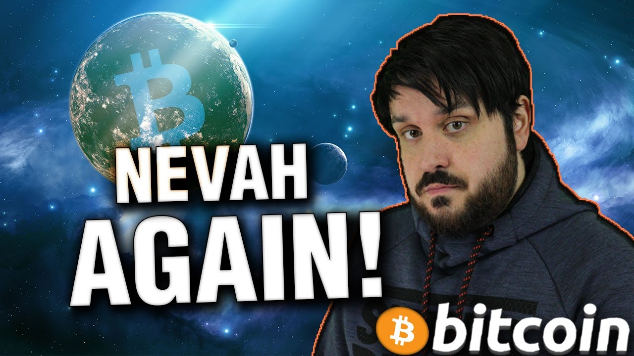 Why We're Never Going Below $10k Bitcoin Again… #Bitcoin #BTC