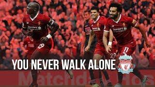 Menang Telak, Liverpool Bantai AS Roma di Stadion Anfield