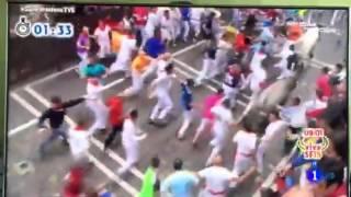 Quinto Encierro San Fermín 2015