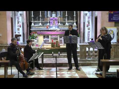 J.S. BACH triosonata BWV 1039 MEDITERRANEAN BAROQUE QUARTET