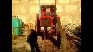 Установка БИ-ксенона на трактор мтз 80