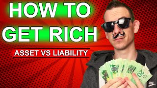 How To Become A Millionaire | Assets vs Liabilities | Passive Income