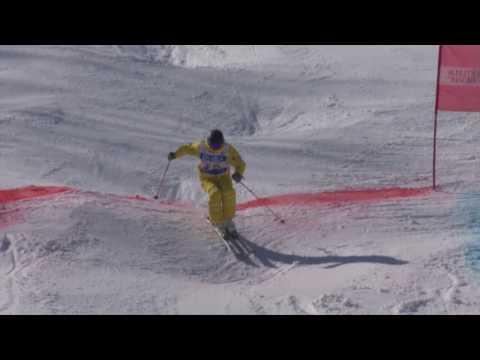 Richard Berger - Extreme mogul skiing 第54回 全日本スキー技術選手権大会