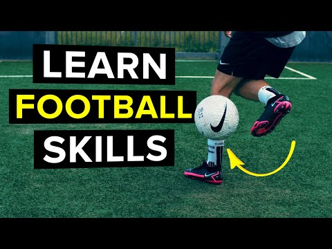 Learn this awesome flick up skill | Impress your teammates