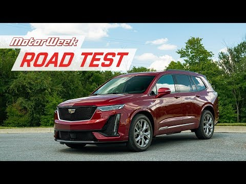 External Review Video VOmQORcVFv8 for Cadillac XT6 Crossover