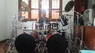 "Dokken: - Standing In The Shadows - ""Drum Cover"""