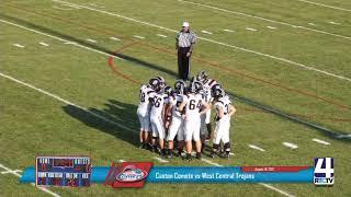 Caston Football vs West Central