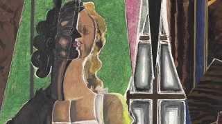 Le Modèle (Braque)