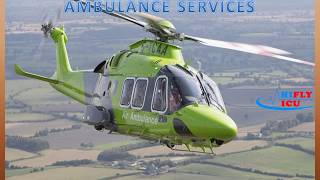 Hire Best-Cost Air Ambulance Service from Patna to Delhi by Hifly ICU