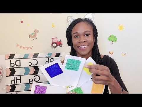 Demo leçon d'anglais pour les enfants  Demo clase de ingles para niños demo english lesson for chidren