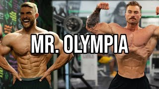 BACK ON THE ROAD TO OLYMPIA ft. CHRIS BUMSTEAD & RYAN TERRY | Gymshark Motivation