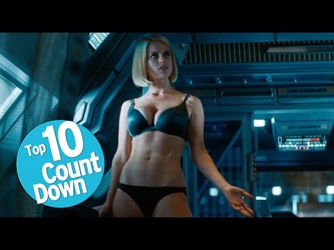 Top 10 Needlessly Sexualized Female Movie Characters