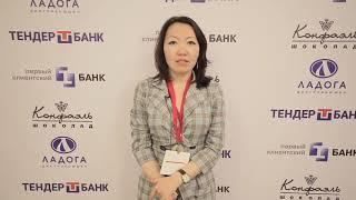 Отзыв Алии Искаковой (Финансовый директор СПМ Групп 2000)