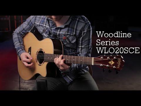 Washburn WLO20SCE