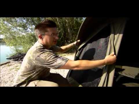 Trakker ARMO BIVVY 1 MAN (v3) - Aquatexx sátor (1személy) videó