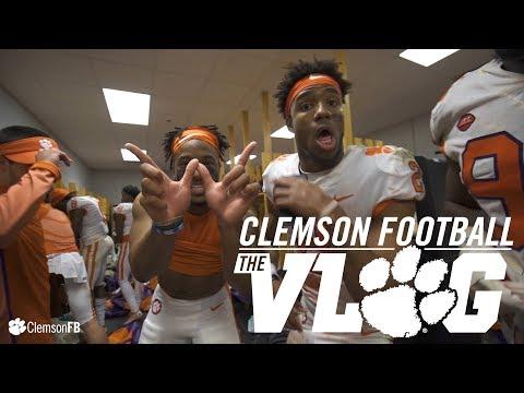 Clemson Football || The Vlog (Ep 11)