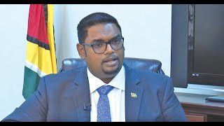 Government In Transition with President-elect Dr Irfaan Ali June 15th 2020