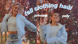 THE CUTEST CLOTHING HAUL : princess polly