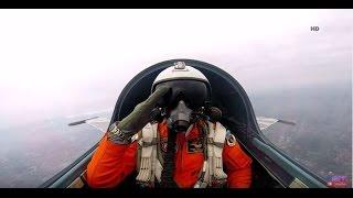 Atraksi Flypast Pesawat Tempur TNI AU di Upacara Hari Kemerdekaan RI ke-71
