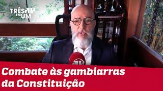 Josias de Souza: Trilha da desmoralização começou a ser aberta há dois meses