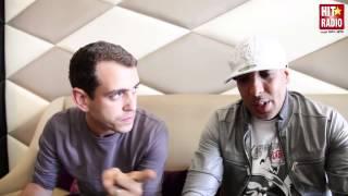"""MOMO TE FAIT DECOUVRIR LES COULISSES DU CLIP """"FUNK YOU 2"""" DE DJ ABDEL SUR HIT RADIO - 25 JUIN 2013"""