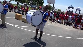 Elementary School Drumline Battle