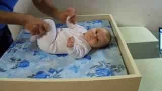 Детский массаж снимающий гипертонус мышц младенца