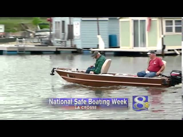 Safe Boating Week provides tips for area boaters