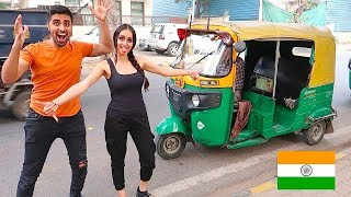 FIRST DAY IN INDIA !!!