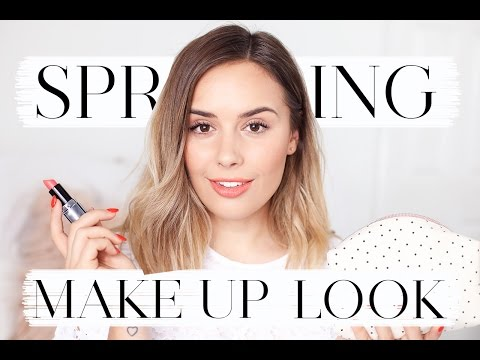 Chatty Spring Everyday Makeup Tutorial! | Hello October