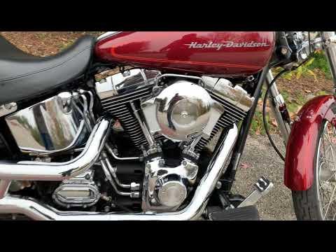 2002 Harley-Davidson FXSTD/FXSTDI Softail®  Deuce™ in Muskego, Wisconsin - Video 1