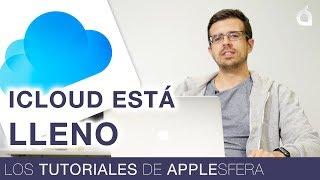 Cómo liberar espacio en iPhone, Mac y iCloud | Los tutoriales de Applesfera