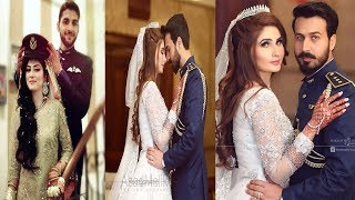 Top Beautiful Army Couples 2019 I Pakistan Army Officers