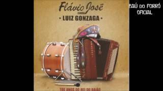 CD FLÁVIO JOSÉ - CANTA LUIZ GONZAGA [2012]