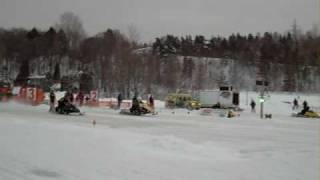 preview picture of video 'Final of Shawinigan Cup in Shawinigan Qc 2008'