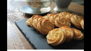 My Favourite Butter Cookie Recipe