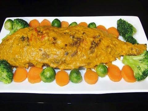 How To Make Grilled Fish In Coconut Sauce {Samaki Wa Kupaka}