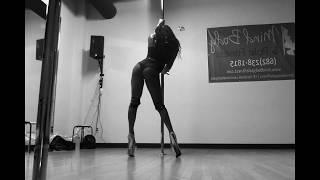 Pole Bunny | Pole Dance Practice Clip | R.I.C.O | Drake | Meek Mill