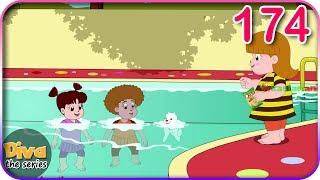 Seri Diva   Eps 174  Pergi Berenang   Diva The Series Official