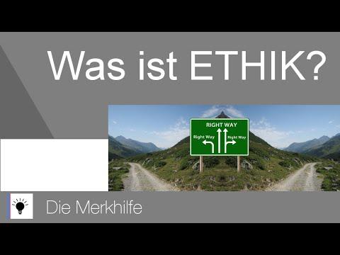 Was ist Ethik? | Ethik 3