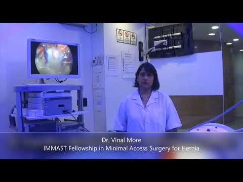 General Surgeon IMMAST Fellowship in Minimal Access Surgery for Hernia