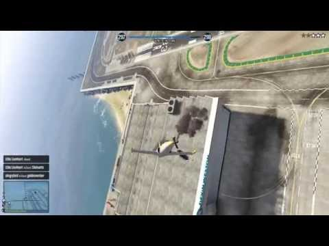 Kamikaze GTA Online Jet Kills Without Bullets