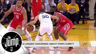 Were Steph Curry's comments a little too spicy during Game 3 against Rockets? | The Jump | ESPN - Video Youtube