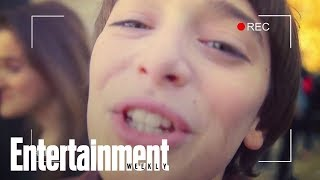 'Stranger Things' Kids Take Over Our Cameras At Exclusive EW Cover Shoot | Entertainment Weekly
