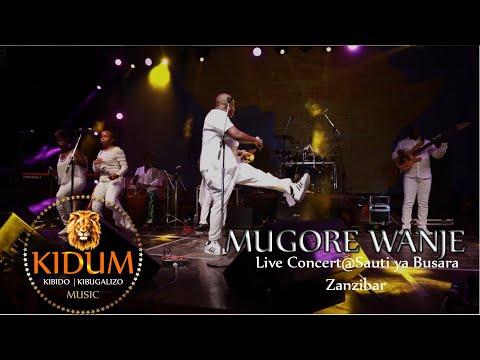 Kidum Live@ Sauti za Busara 2018