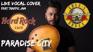 Paradie city | vocal cover | live - sunny.deyali
