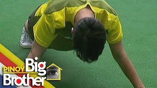 Pinoy Big Brother Season 7 Day 88: Edward, Sinalo Ang Parusa Bilang Team Leader