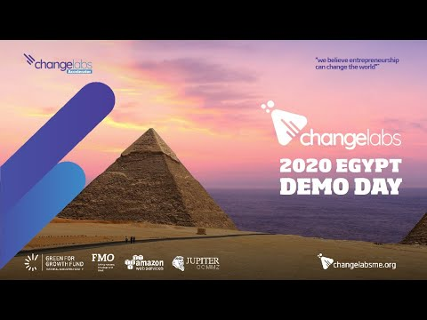 2020 Changelabs Egypt Demo Day