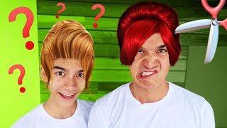 WE GOT NEW HAIR! *never again*